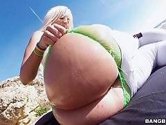 This girl has got the most amazing curves around especially that amazing fat ass.