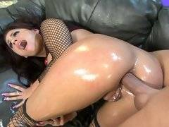 Eva Angelina's perfect wet ass