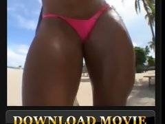 Super hot athena gets creamed this pink bikini babe is hotttt free movies